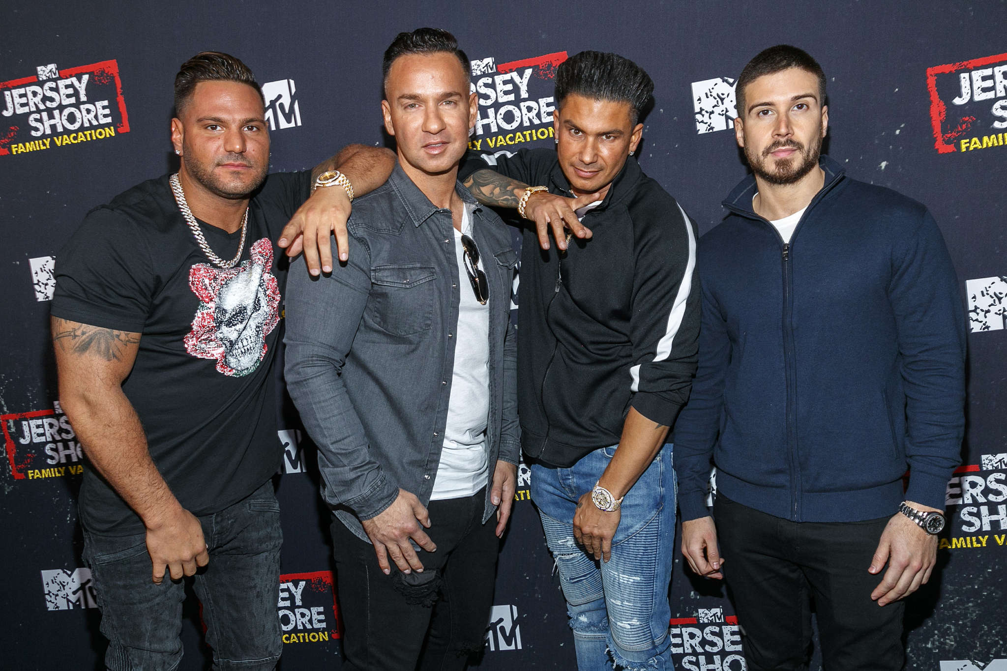 Jersey Shore Returning After Being Filmed In Bubble