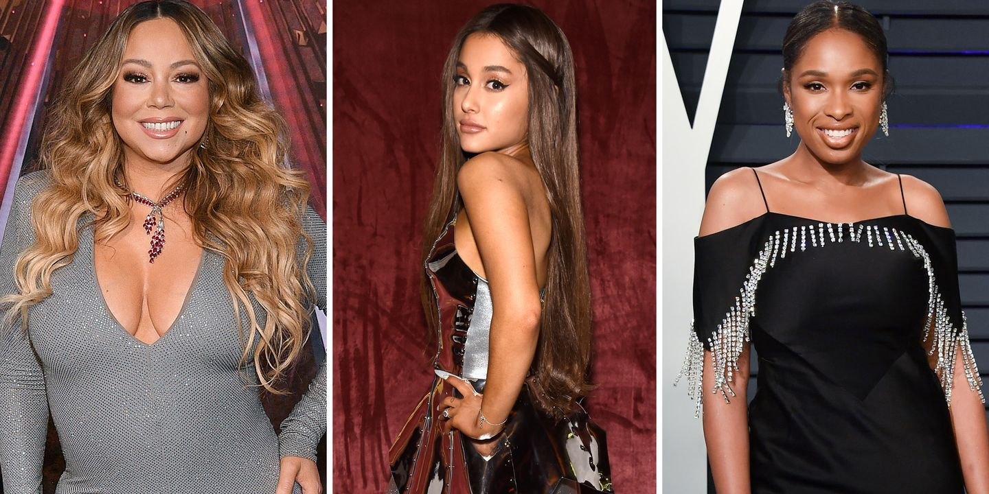 Mariah Carey Teases Epic Collab With Ariana Grande And Jennifer Hudson This Christmas!