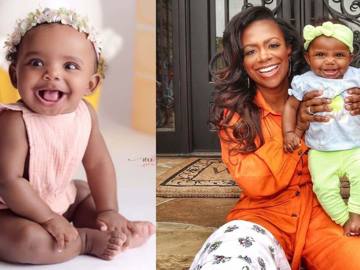 Kandi Burruss' Daughter, Blaze Tucker Is Getting Better At Walking – See The Video