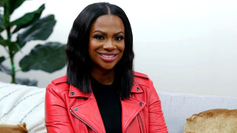 Kandi Burruss Is Here With An Update About OLG – See Her Video