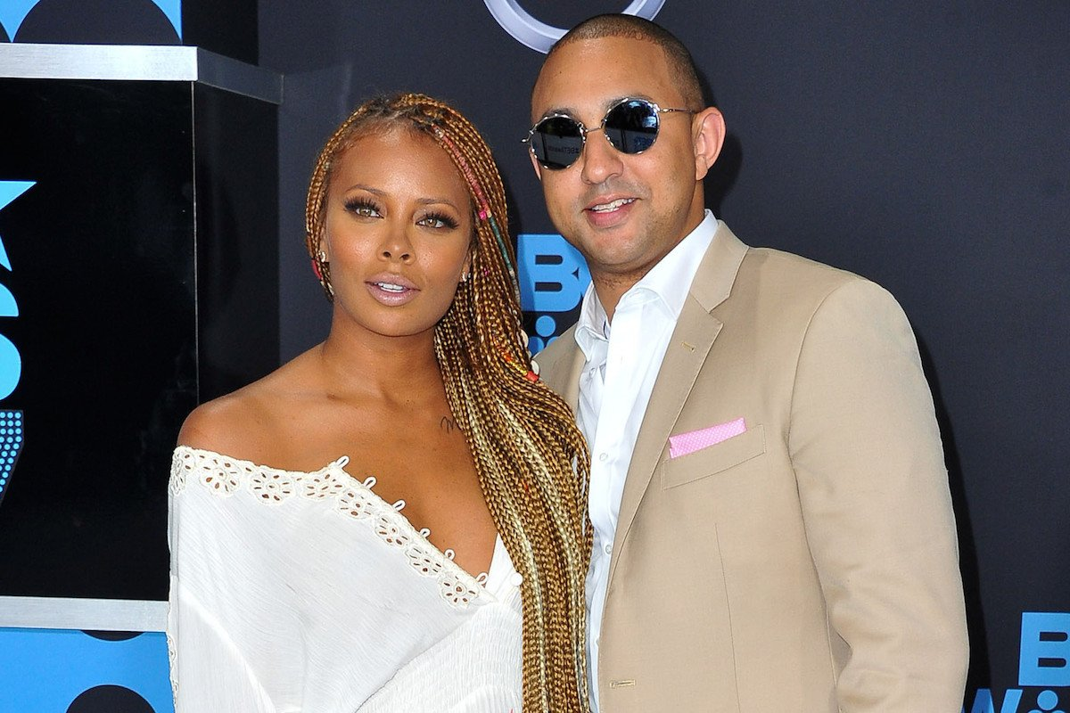 Eva Marcille Shares A Video Featuring Michael Sterling And Triggers A Debate Among Fans