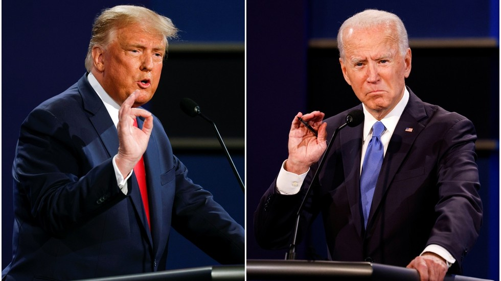 Is this what democracy looks like? Rich donors pack Biden's campaign chest to seduce poor spurned by Trump and both parties