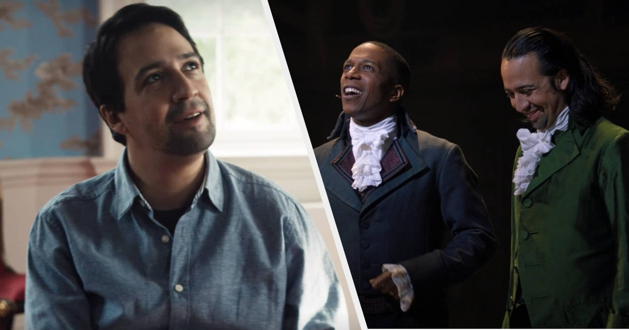 """Lin-Manuel Miranda Talked About Writing """"Wait For It"""" From """"Hamilton"""" And How It Made Him Want To Play Aaron Burr"""