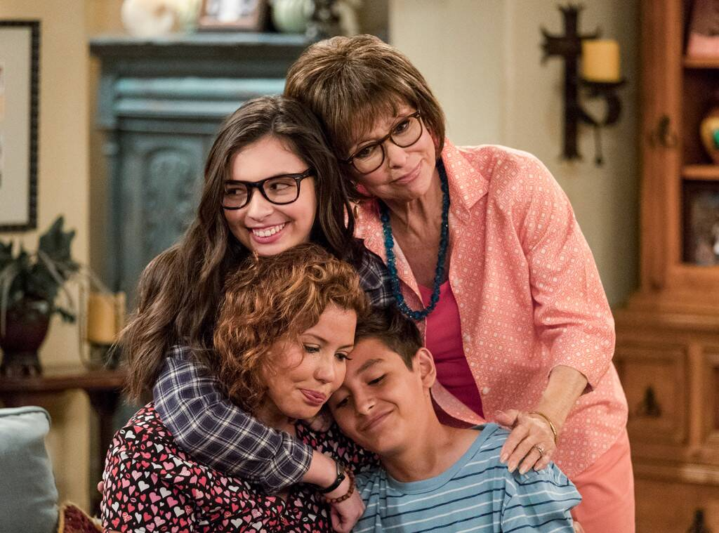 Justina Machado Talks 'One Day At A Time,' Lack Of Latinx Representation And More During New Interview!