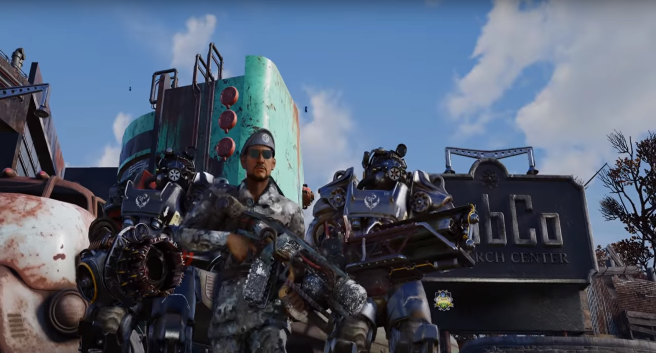 Fallout 76 Is Getting The Brotherhood Of Steel In The Steel Dawn Update
