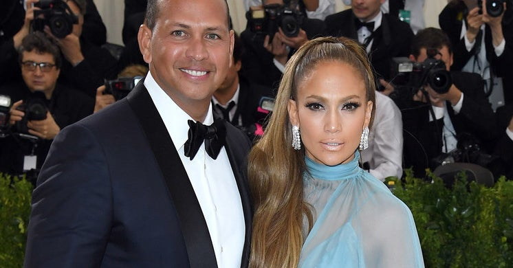 Alex Rodriguez And His Daughter Natasha Just Proved They Can Be Jennifer Lopez's Backup Dancers