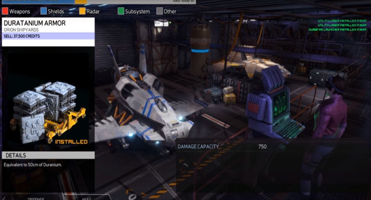 Rebel Galaxy Outlaw Is Out Now On The PS4
