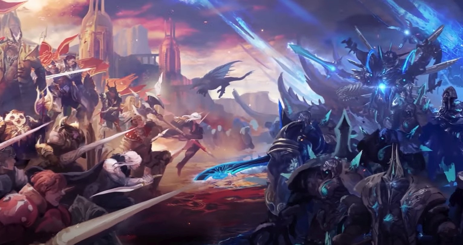 TERA: Endless War Mobile Game Now Accepting Pre-Registrations Worldwide