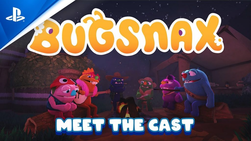 Meet the voice cast of Bugsnax, launching on PS5 and PS4 November 12