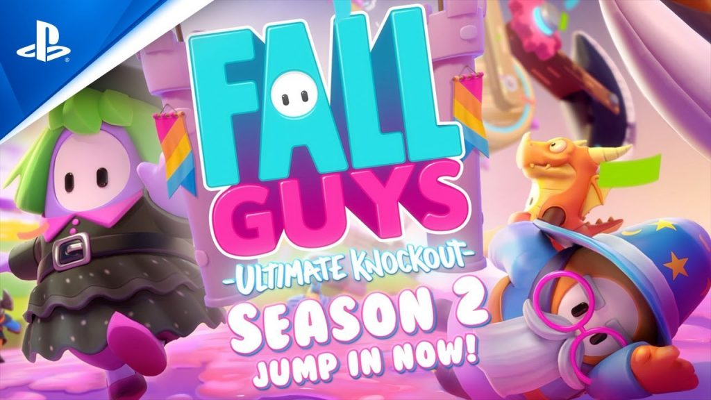Fall Guys Season 2 brings new Rounds and medieval mayhem to the Blunderdome
