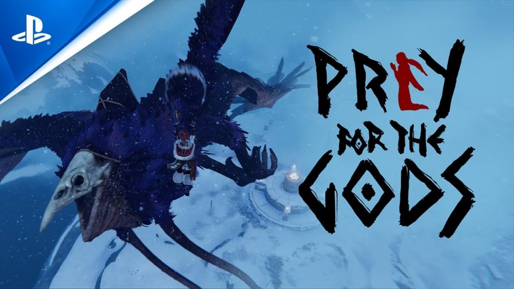 Praey for the Gods comes to PS5 and PS4 early 2021