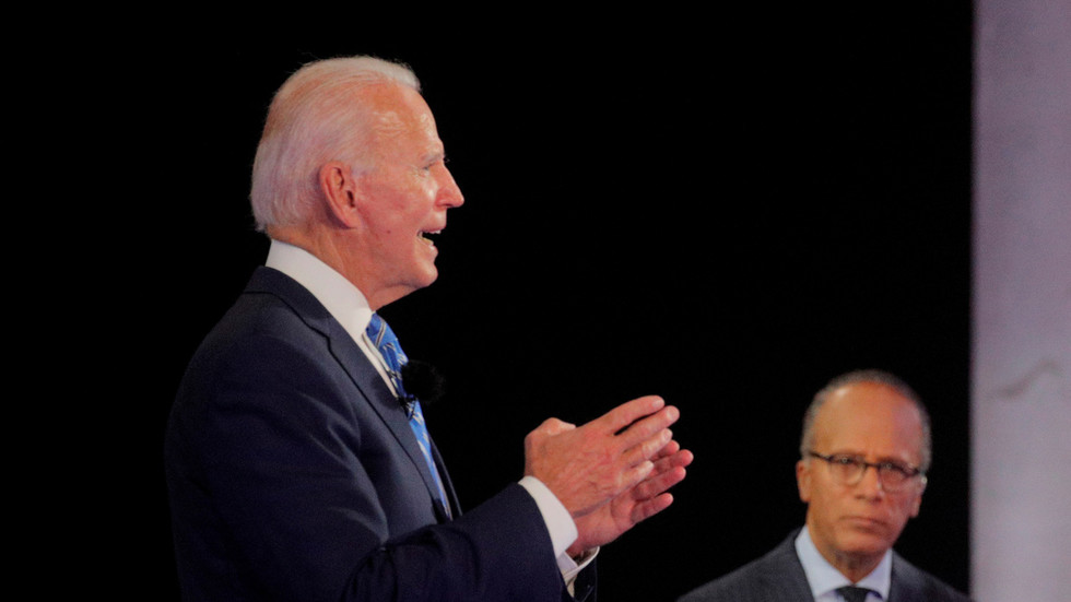 NBC recycles self-avowed Biden voters from affiliate segment as 'undecided' for town hall
