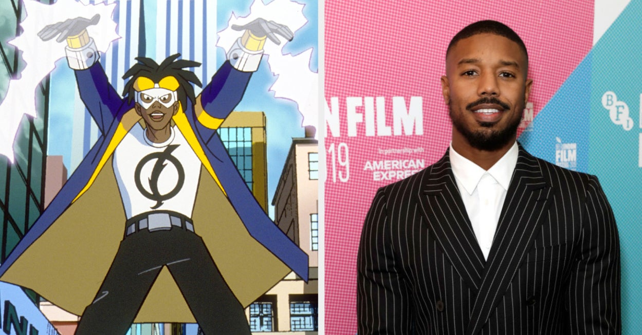 "DC Is Releasing A ""Static Shock"" Movie Produced By Michael B. Jordan, And My Day Is Officially Made"