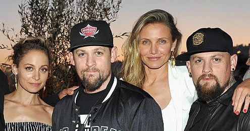 Just A Quick Reminder That Nicole Richie And Cameron Diaz Are Sisters-In-Law