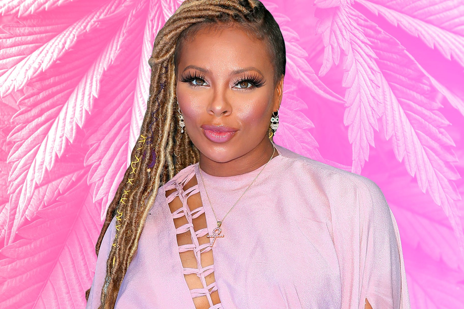 Eva Marcille Reveals A New Collaboration For Her fans – Check Out The New Project