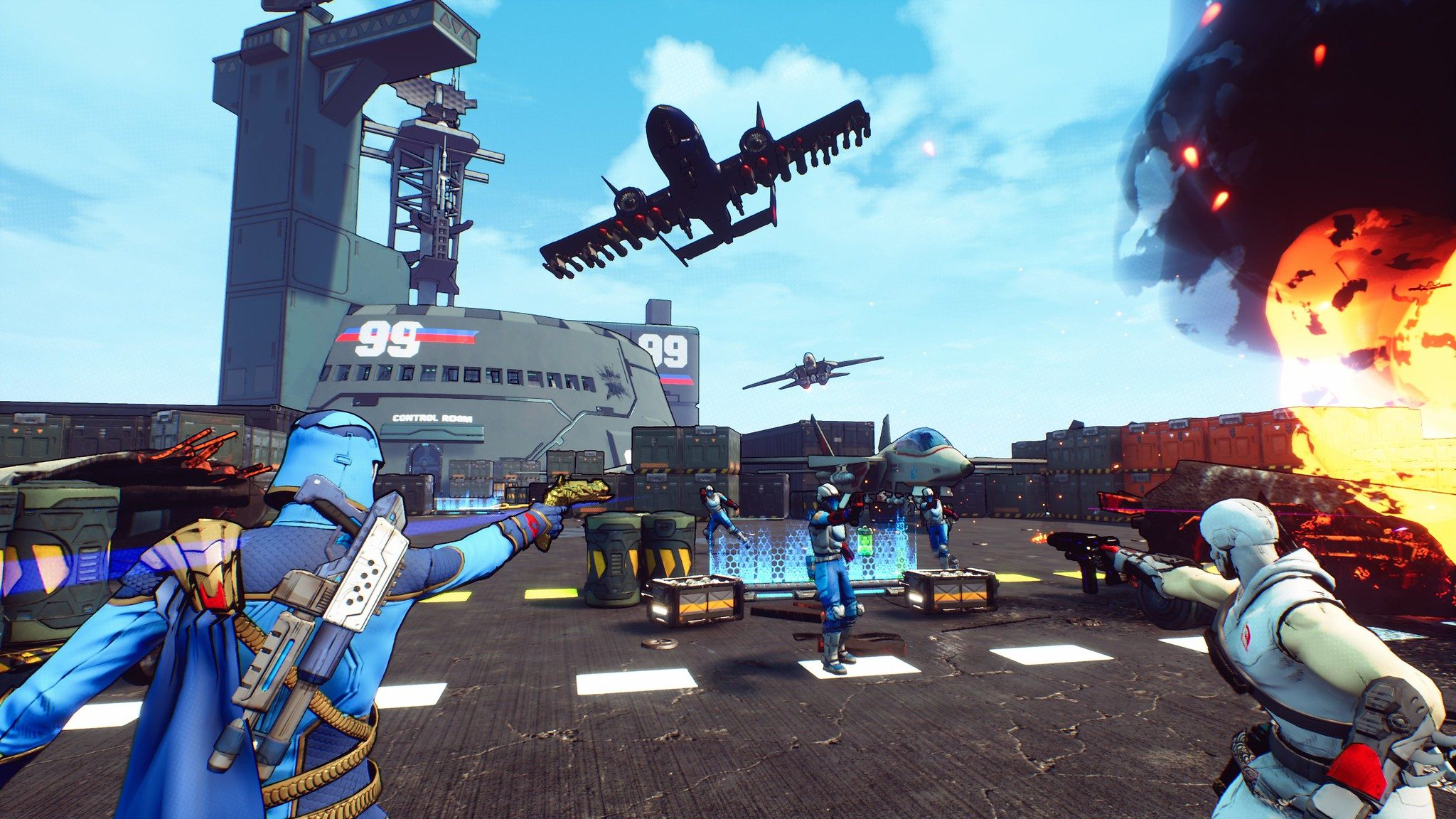 G.I. Joe: Operation Blackout, out tomorrow, is made by fans for fans