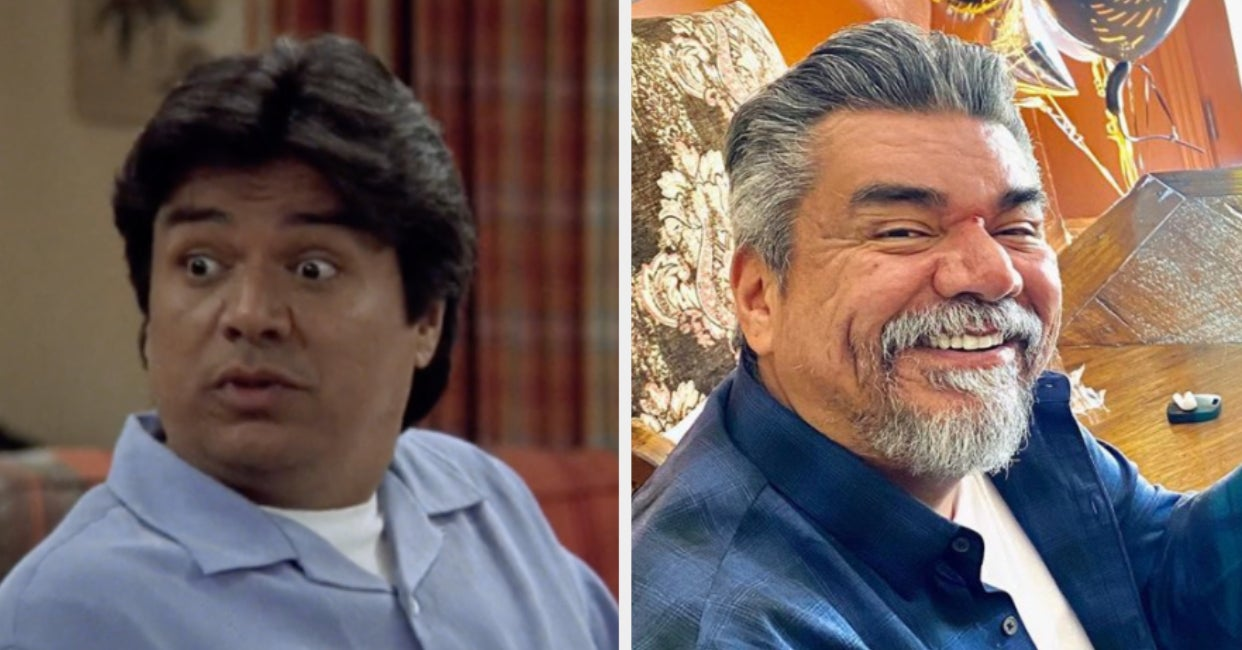 """This Is What The Cast Of The """"George Lopez"""" Show Looks Like Today"""