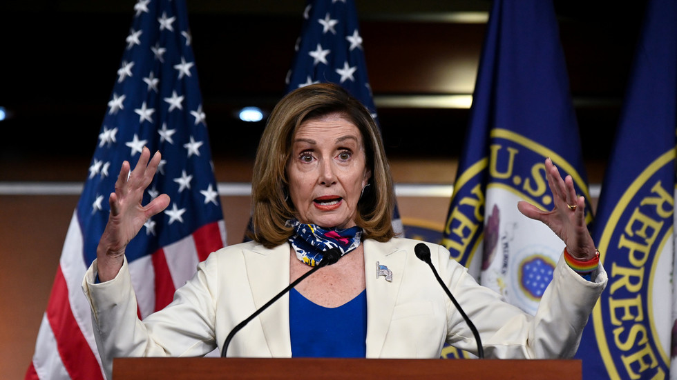 'President Pelosi': As Trump gets Covid-19, House speaker says continuity of government plans 'ongoing' with MILITARY