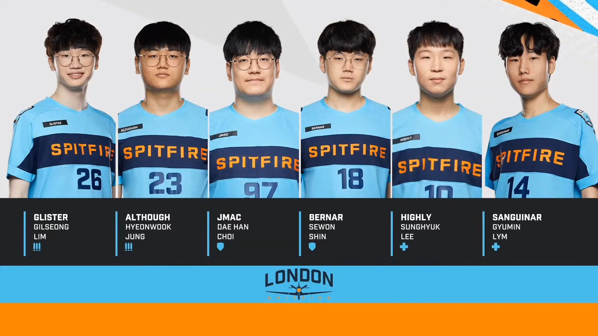 OWL – The London Spitfire Continues Its Rebuilding And Let Goes Seven Players