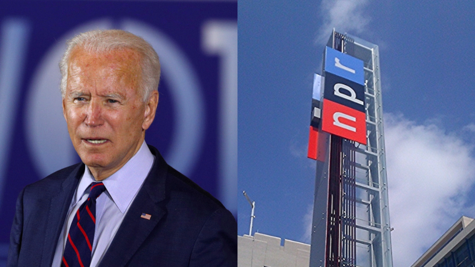 NPR says it 'won't waste readers' time' on Biden emails 'non-story' – after happily parroting anti-Trump agitprop