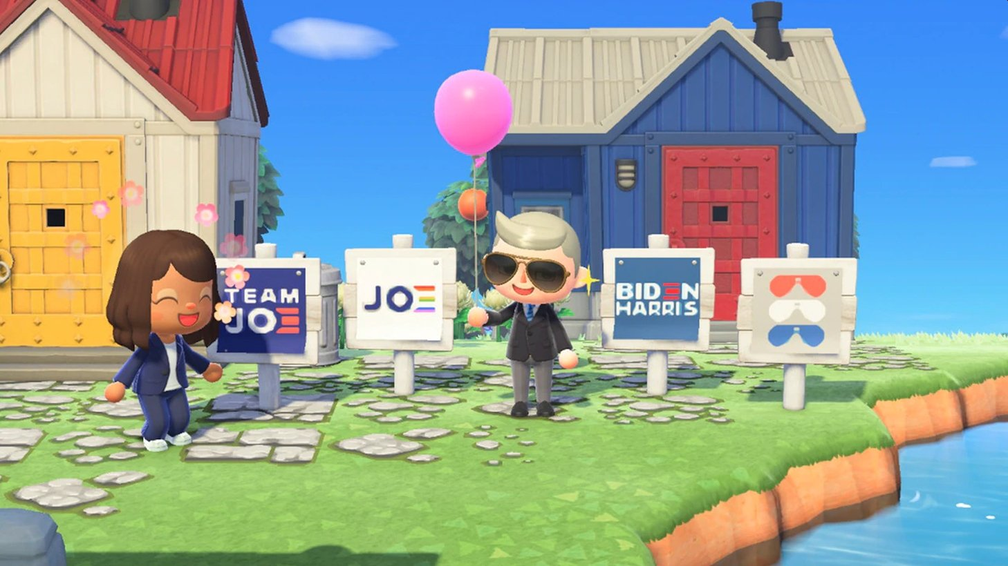 US Democrats Are Using Animal Crossing: New Horizons To Reach Young Voters