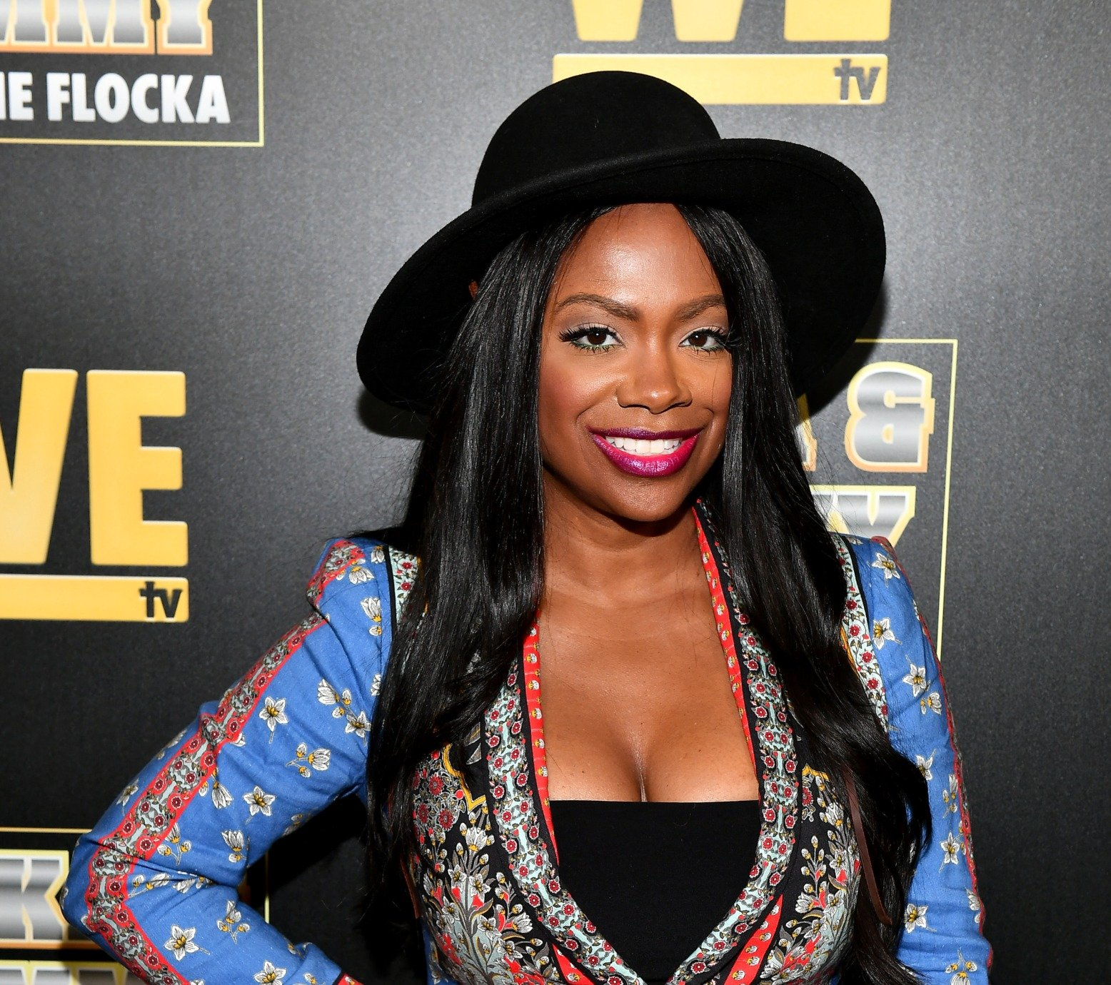 Kandi Burruss Impresses Fans With This Throwback Photo