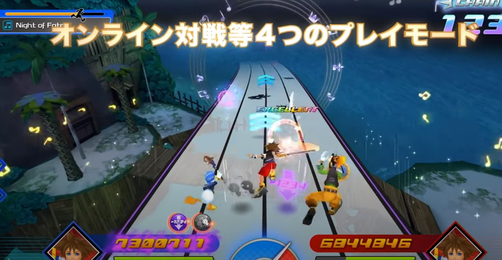 Kingdom Hearts: Melody Of Memory Demo Has Been Released Before The New Game Drops In November