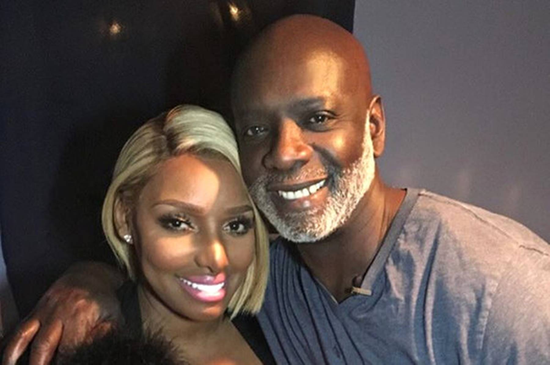 Peter Thomas Parties With NeNe Leakes For His Birthday – See The Video