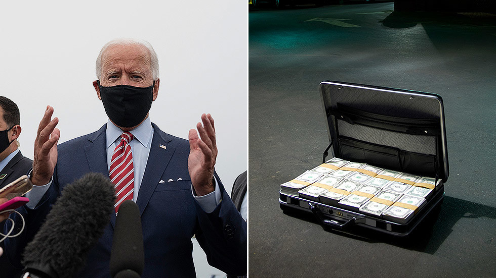 Despite early transparency pledges, Biden heavily reliant on shadowy donors and meetings to fund campaign