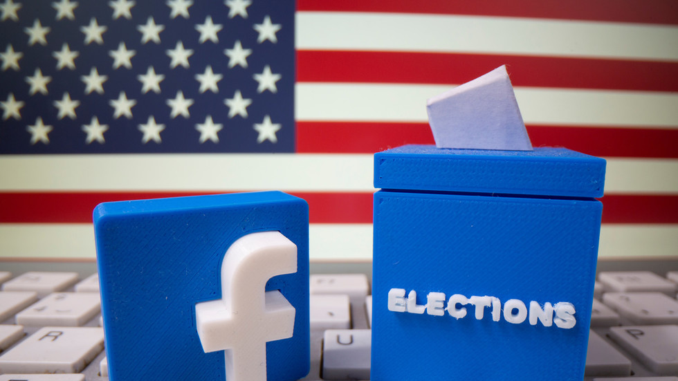 Facebook rolls out ban on 'militarized language' after Trump calls poll watchers 'army'