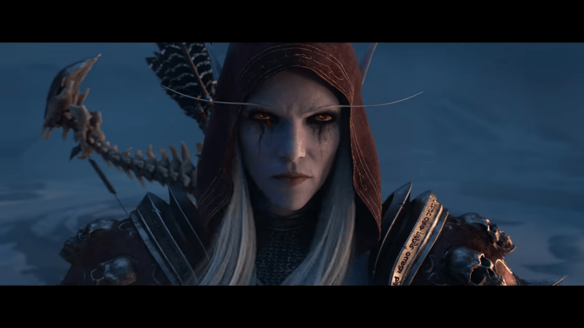 Spoilers Inside! New World Of Warcraft: Shadowlands Cinematic Shows The Events After Original Release Cinematic Trailer