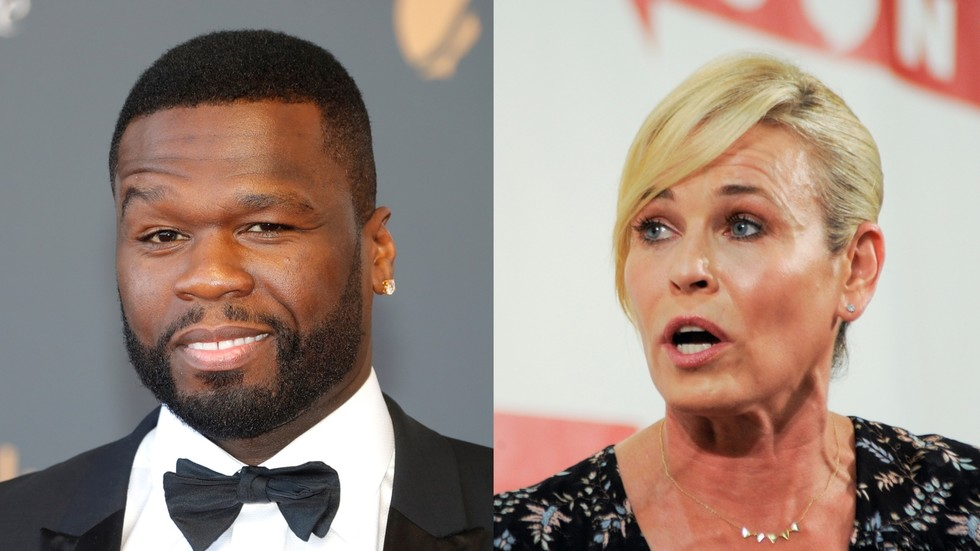 'I had to remind him that he was a BLACK PERSON': Chelsea Handler WHITESPLAINS blackness to 50 Cent after rapper backed Trump