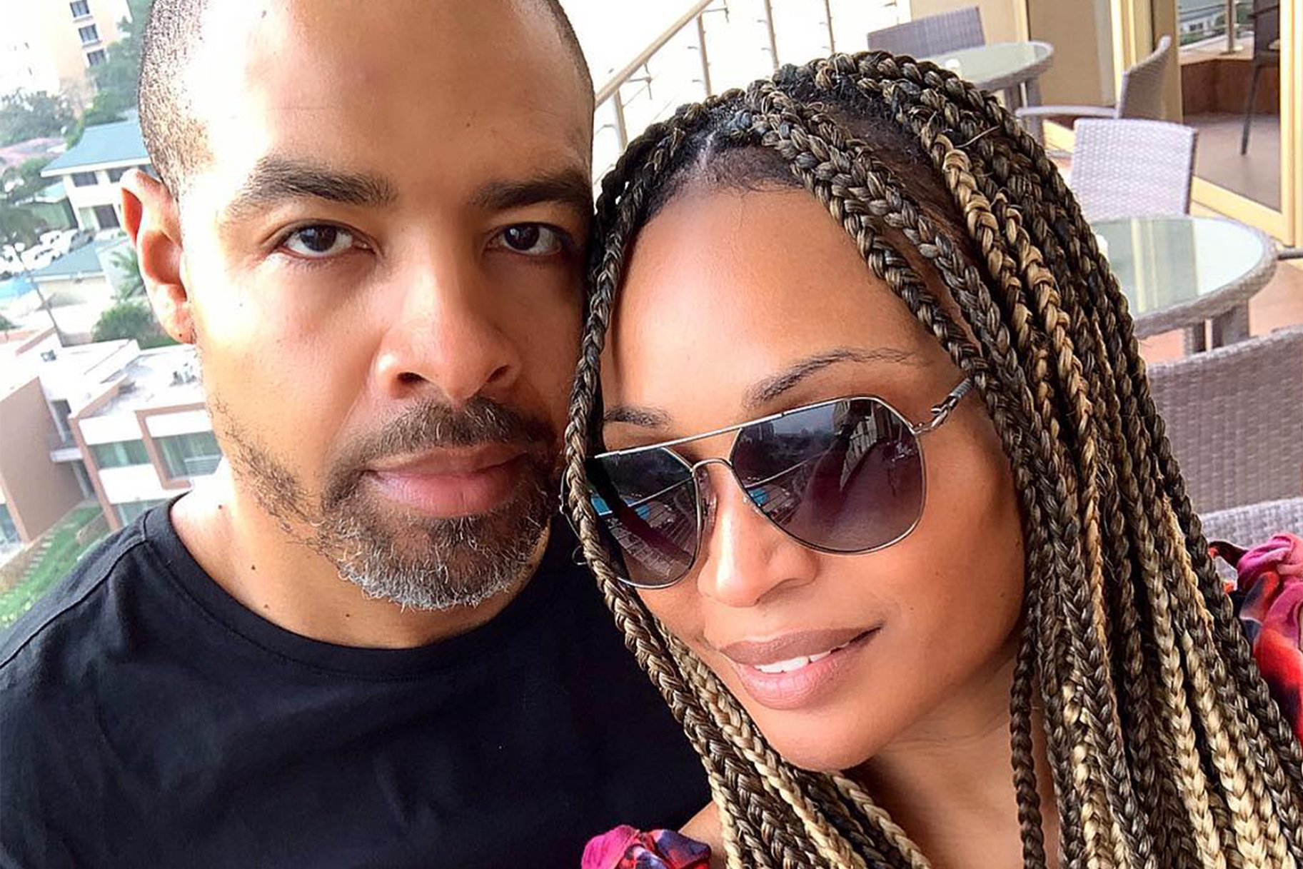 Cynthia Bailey Talks About Her First International Trip With Mike Hill – See The Video