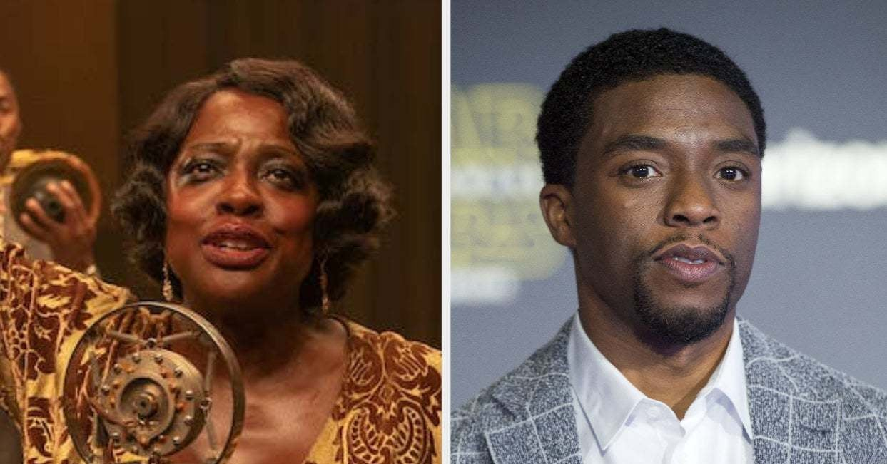 Viola Davis Opened Up About Working With Chadwick Boseman On His Last Role
