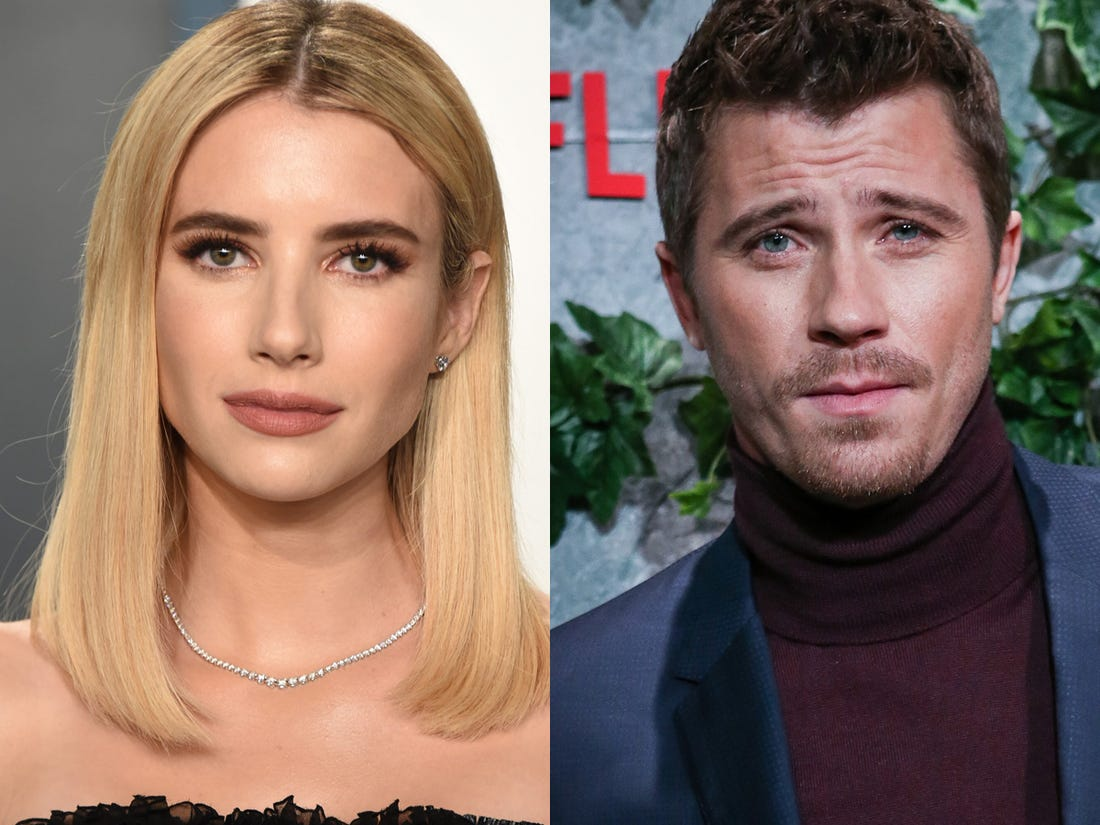 Emma Roberts And BF Garret Hedlund Help Out Biker After Stumbling Upon His Scary Motorcycle Accident During Outing!