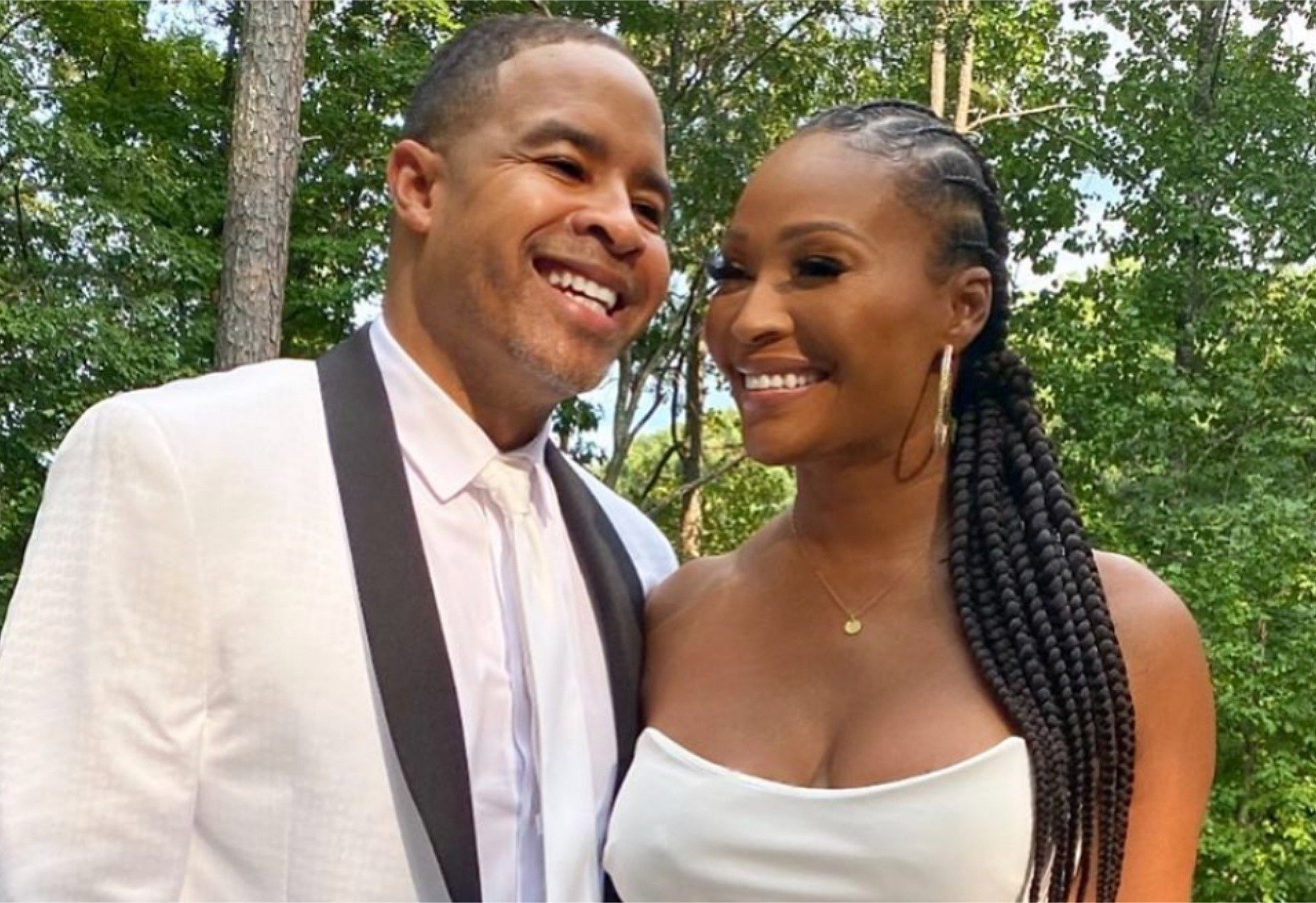 Bravo Reportedly Pulled Out Of Filming Cynthia Bailey's Wedding – Here's The Reason