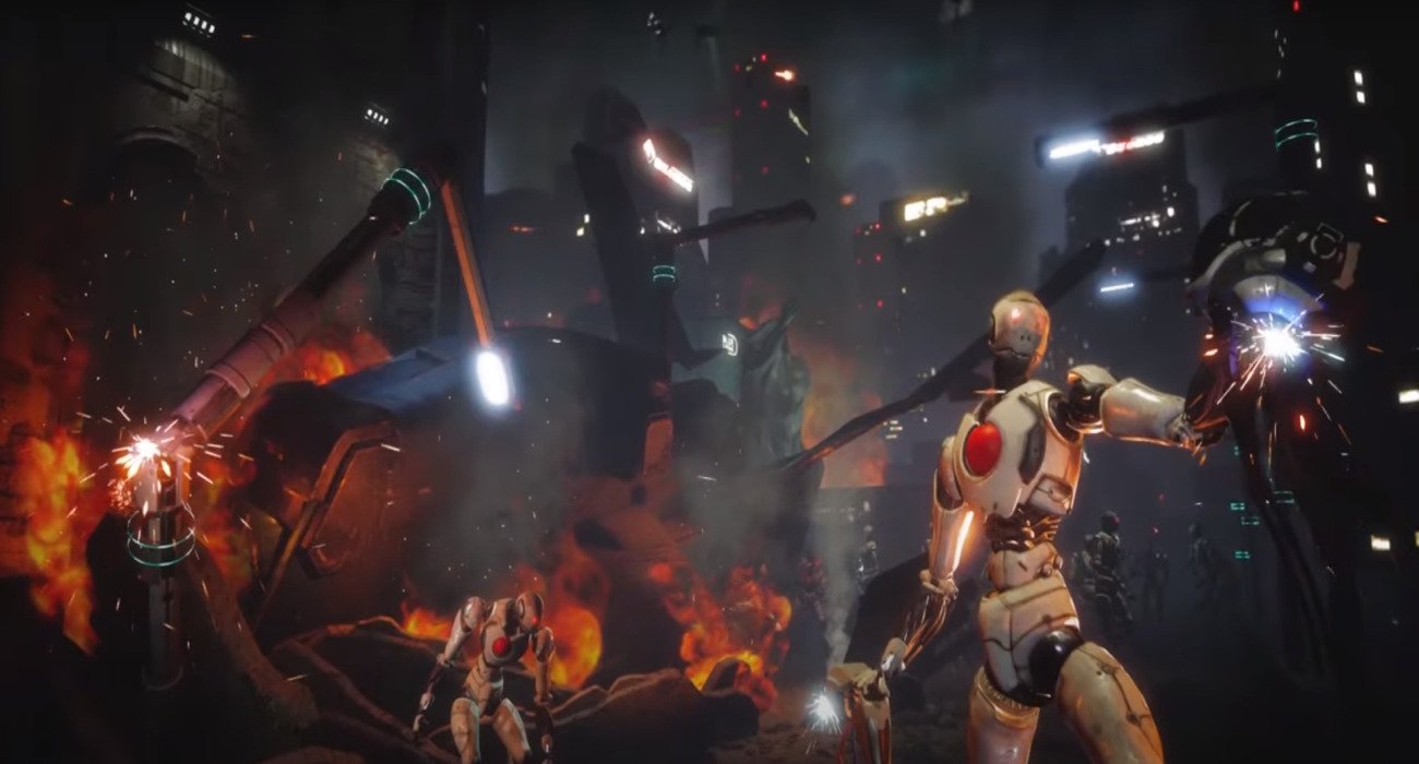 Mortal Blitz: Combat Arena Is Now Available On The PSVR