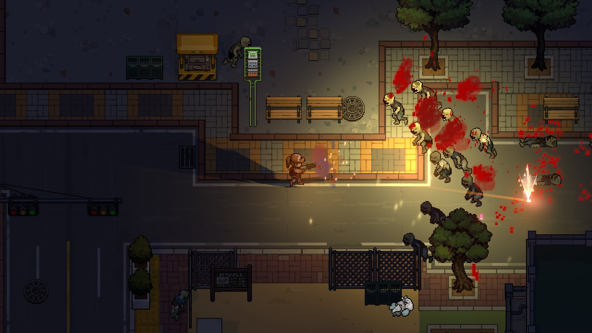 Zelter Is A New Zombie Action Adventure Available On Steam Early Access