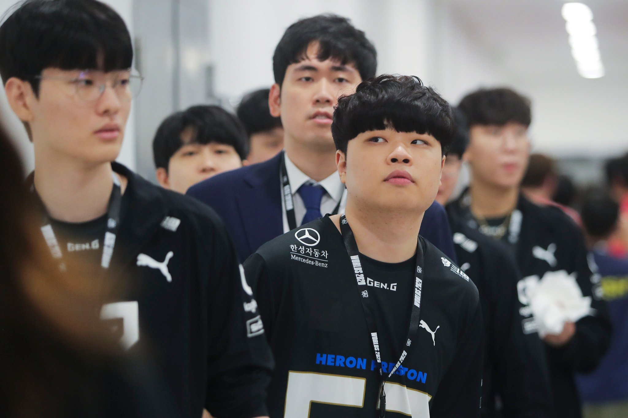 League Of Legends World Championship 2020 Main Group Event Day One: Gen.G Versus LGD Gaming