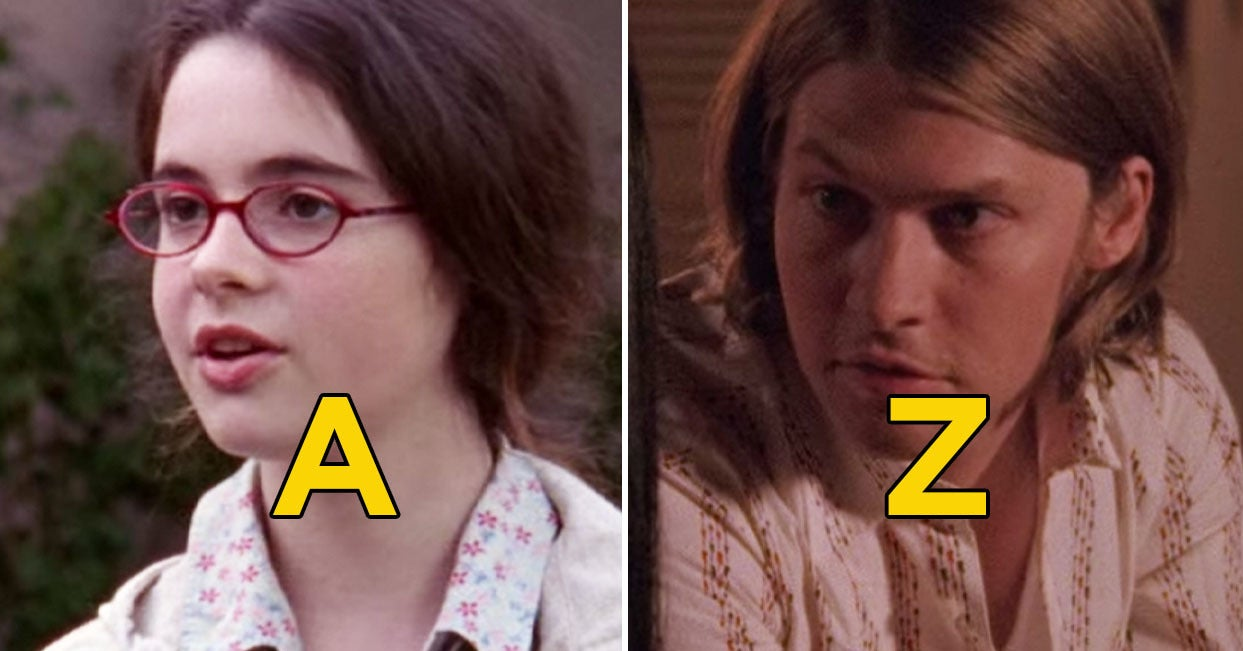 """This """"Gilmore Girls"""" A–Z Quiz Will Reveal If You Are More Like Lorelai, Rory, Emily, Or Richard"""