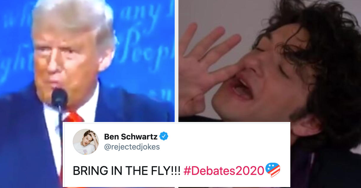 Here Are The Best Celebrity Reactions To The Final Presidential Debate