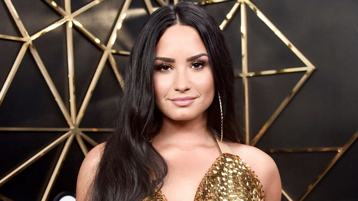 Demi Lovato Touches On Her Eating Disorder Struggles On Mental Health Awareness Day