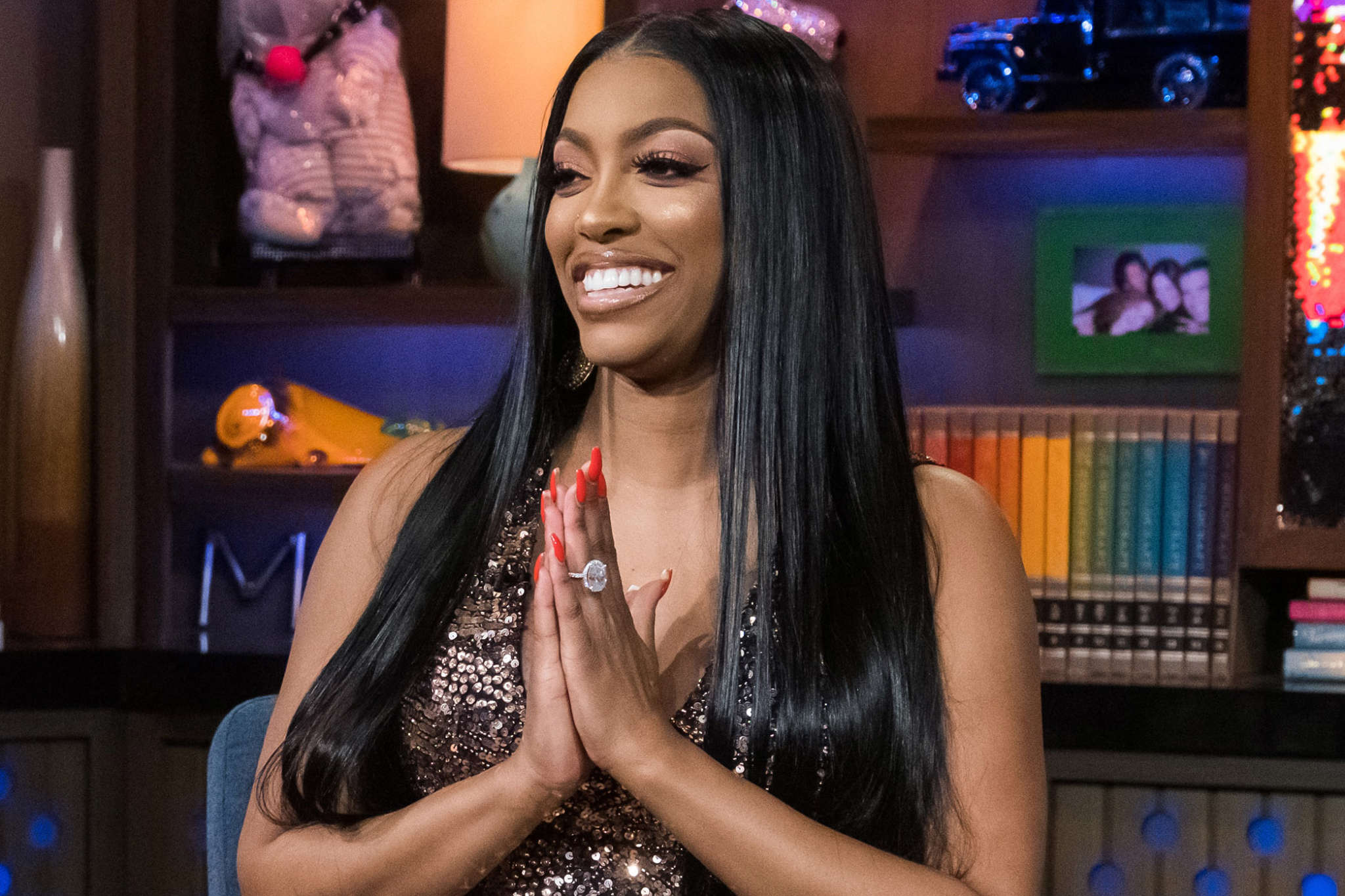 Porsha Williams Does The Deborah Cox Challenge – Check Out Her Funny Video