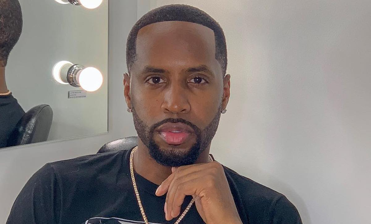 Safaree Shows Off His Toned Abs Amidst Rumors Involving Marital Problems