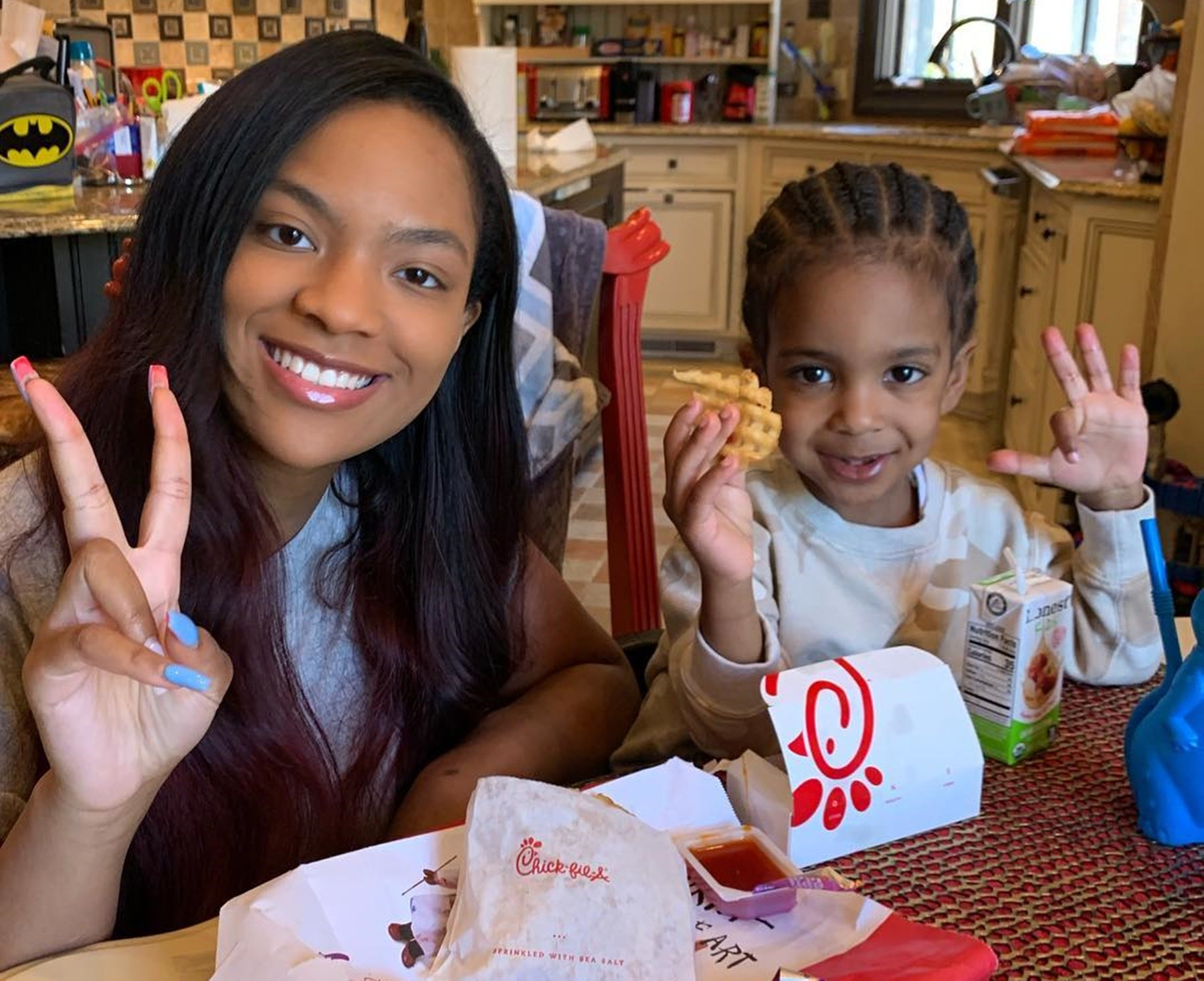 Todd Tucker Shares A New Video With His And Kandi Burruss' Son, Ace Wells Tucker: 'This Kid Is Amazing'