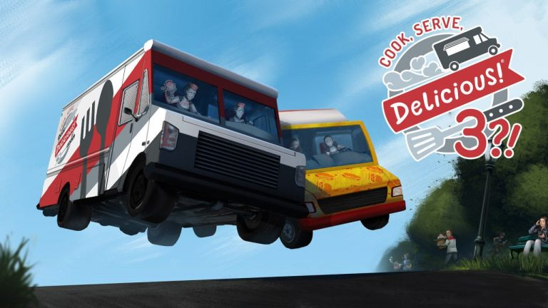 Cook, Serve, Delicious! 3?! arrives on PS4 October 14
