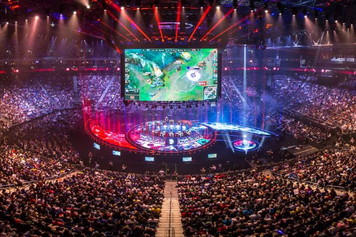 The Minor Regions Showed Up Huge During This Year's World Championship, Taking Down Favorites In Play-Ins