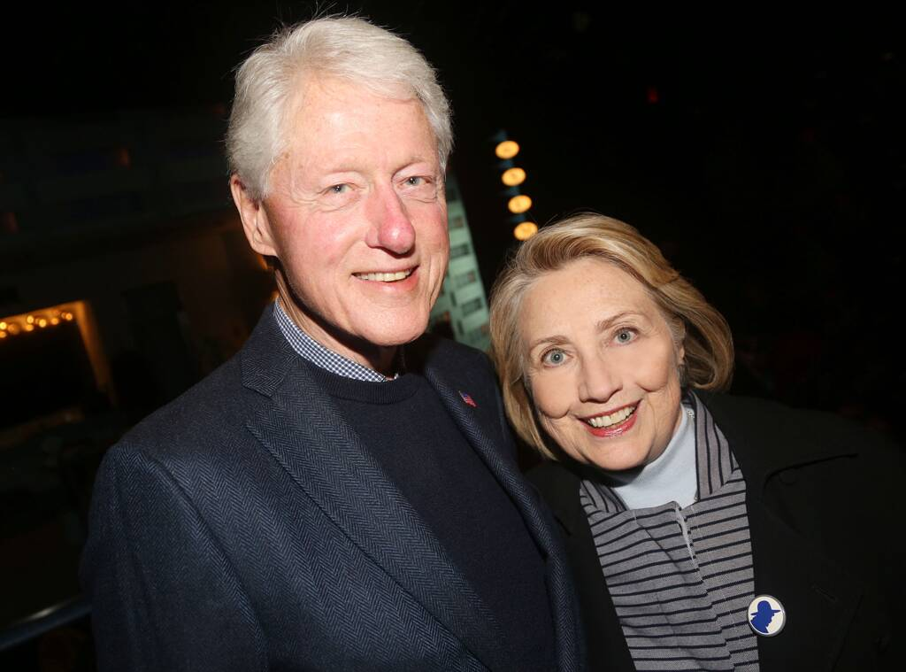 Hillary And Bill Clinton Post Sweet Tributes On Their 45 Year Wedding Anniversary!