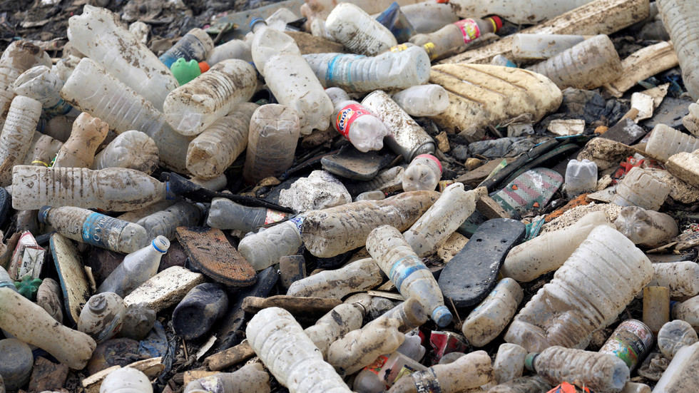 US crowned world's leading generator of plastic waste in new study