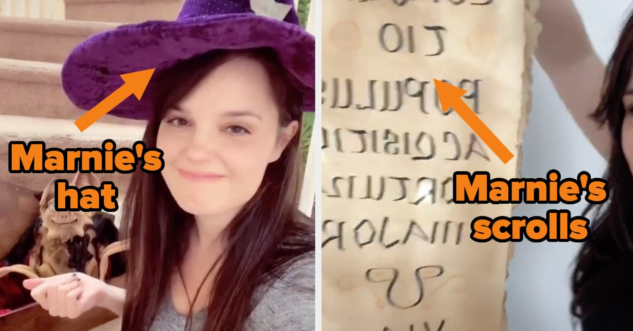 Kimberly J. Brown Is Going Viral On TikTok And I Feel Like I'm Back In Halloweentown Again